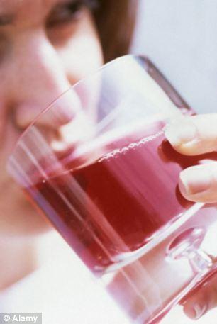 Fruit juice timebomb 2
